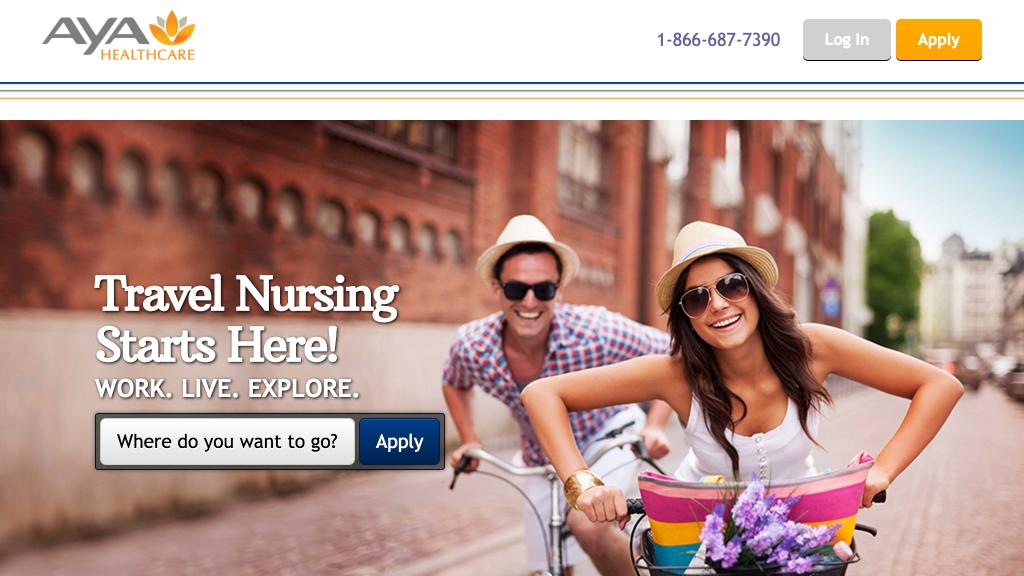 AyaHealthcare.com