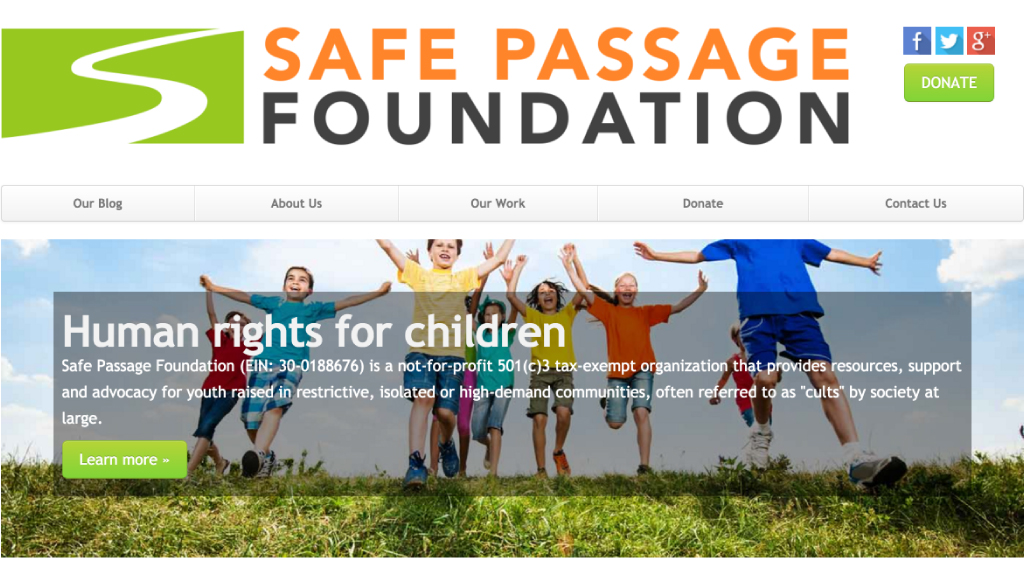 SafePassageFoundation.org